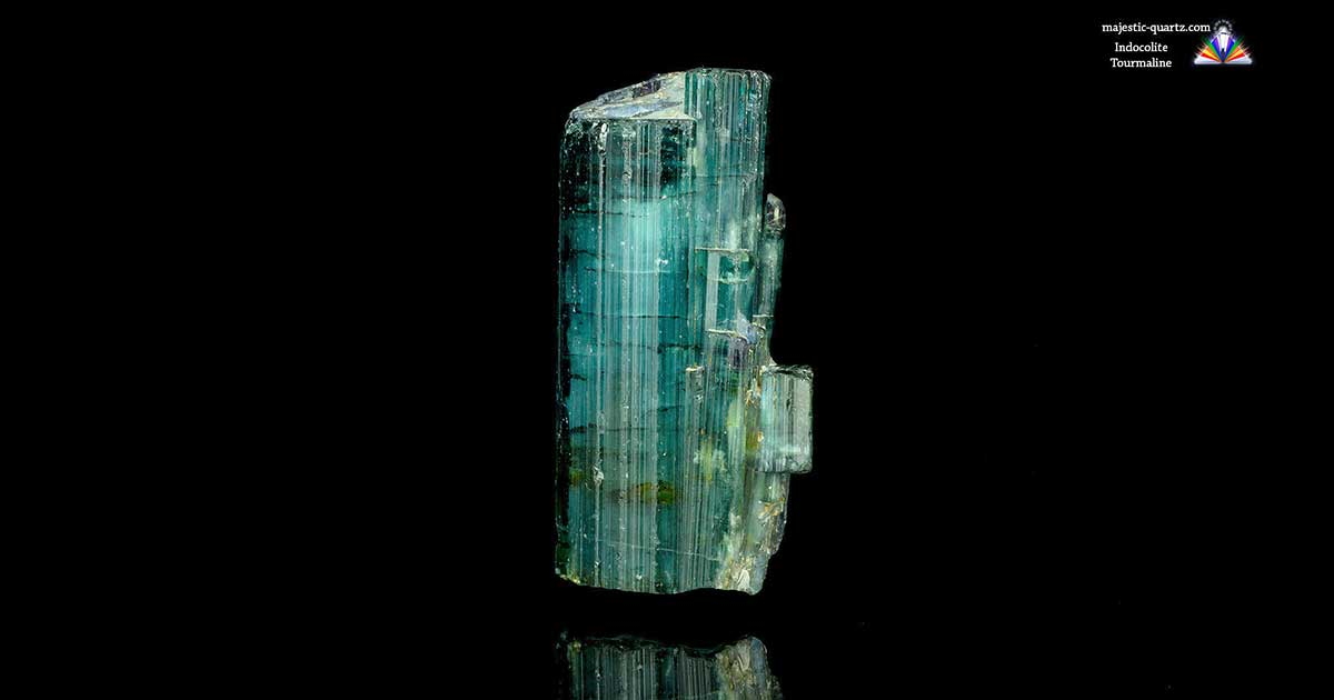 Blue Tourmaline Properties And Meaning Photos Crystal
