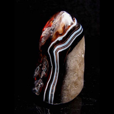 Agate Properties and Meaning