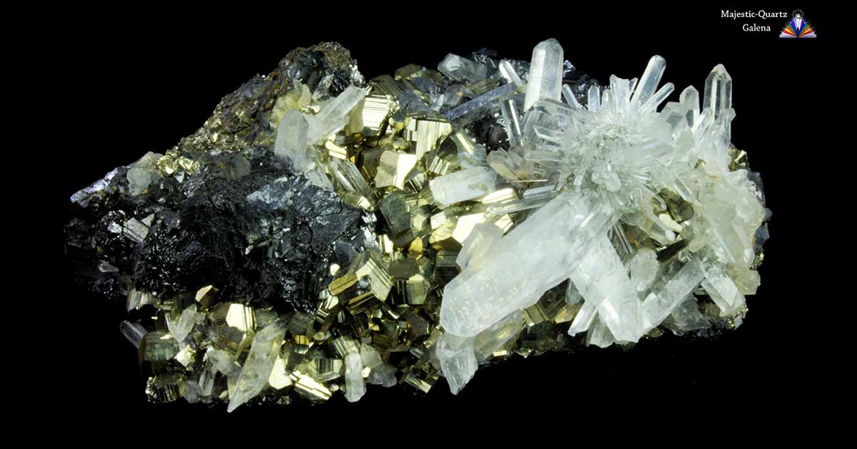 Galena Properties And Meaning Photos Crystal Information