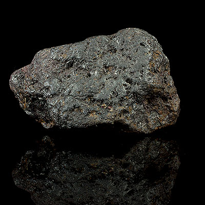 Magnetite Lodestone Properties and Meaning Example Photo 1