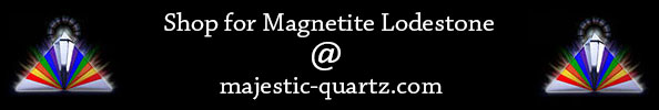 Magnetite Lodestone Properties and Meaning