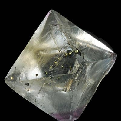 Clear Fluorite Octahedron