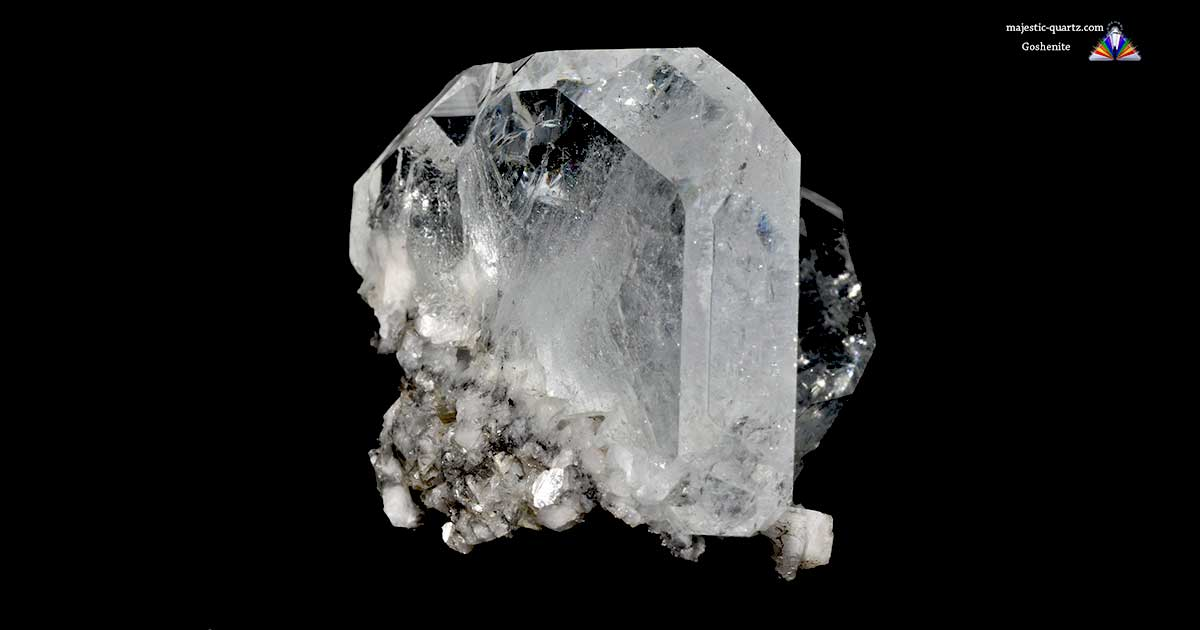 Goshenite Properties And Meaning Photos Crystal