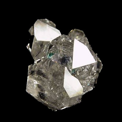 Herkimer Diamond Quartz Cluster