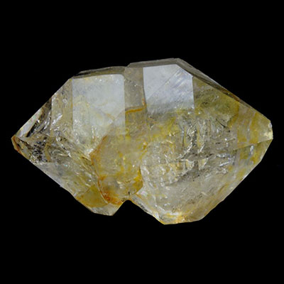 Herkimer Diamond Quartz With Inclusions