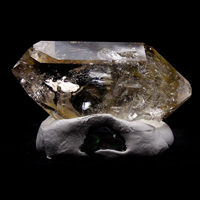 Smoky Herkimer Diamond Quartz Crystal