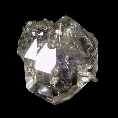 Herkimer Diamond Quartz Crystal