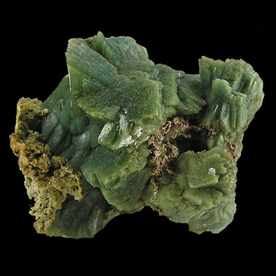Heulandite Properties and Meaning Example Photo 4