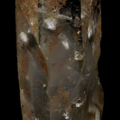 Manifestation Baby Within Chlorite Included Phantom Crystal