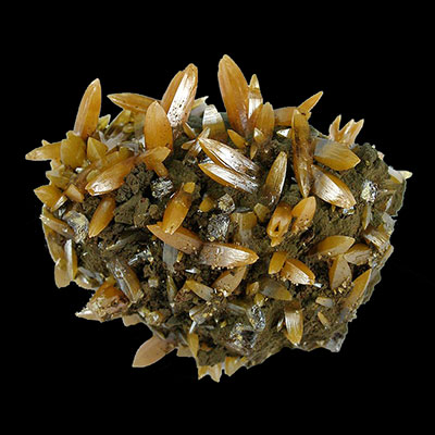 Wulfenite Properties and Meaning Example Photo 1