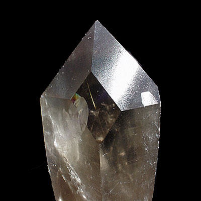 Quartz Time Link-Past Properties and Meaning