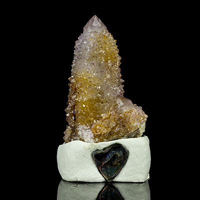 Spirit Quartz Properties and Meaning Example Photo 1