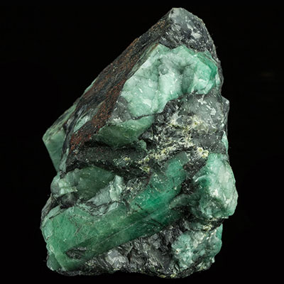 Emerald Properties and Meaning