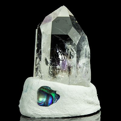 Brandberg Quartz Properties and Meaning Example Photo 5