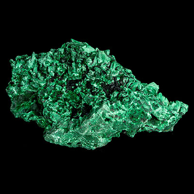 Polished Malachite Specimen