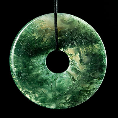 Moss Agate Properties and Meaning - example photo Example Photo 4