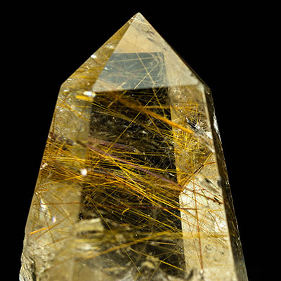 Rutilated Quartz Properties and Meaning Photo 6