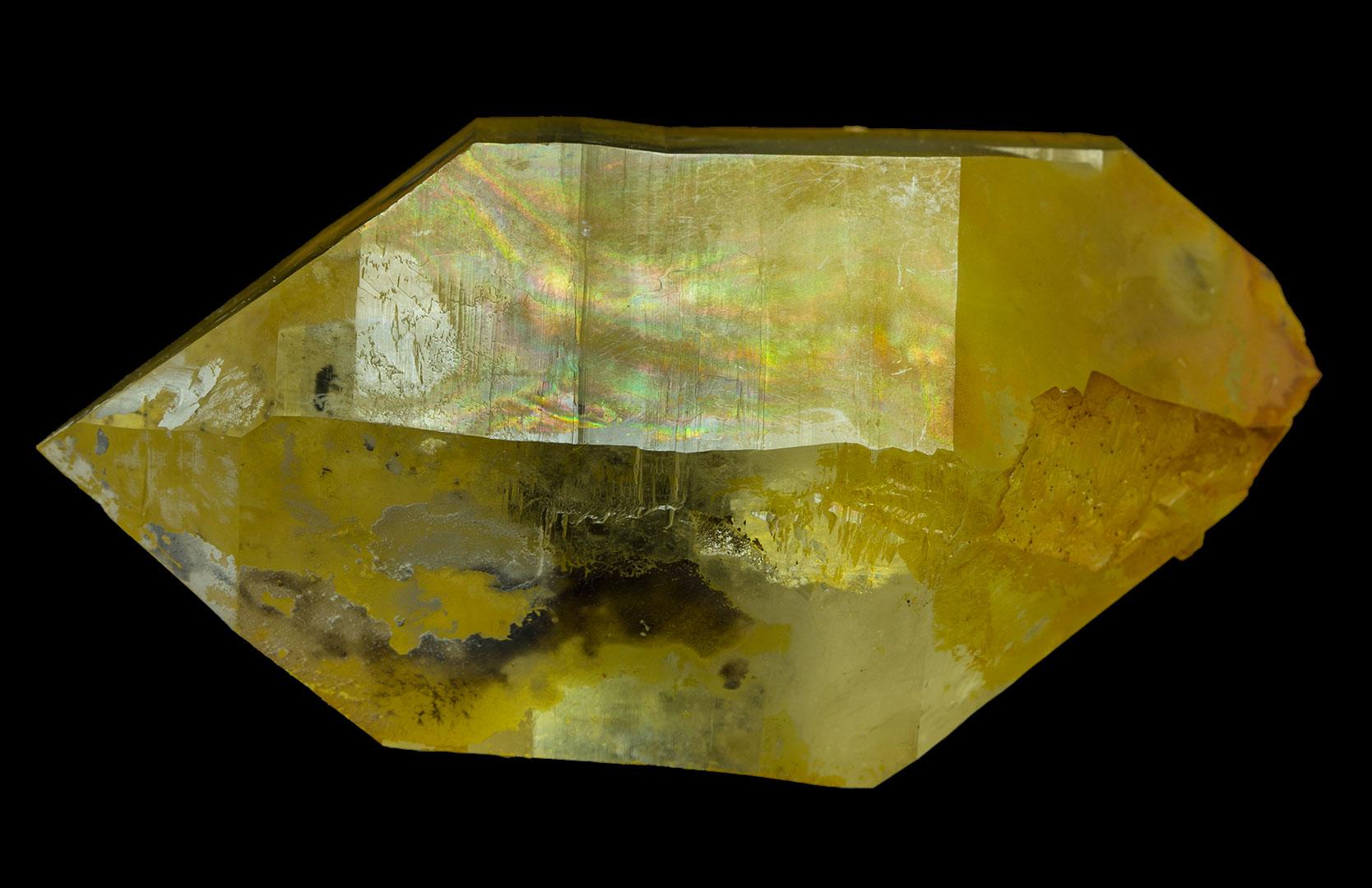 Golden Healer Quartz