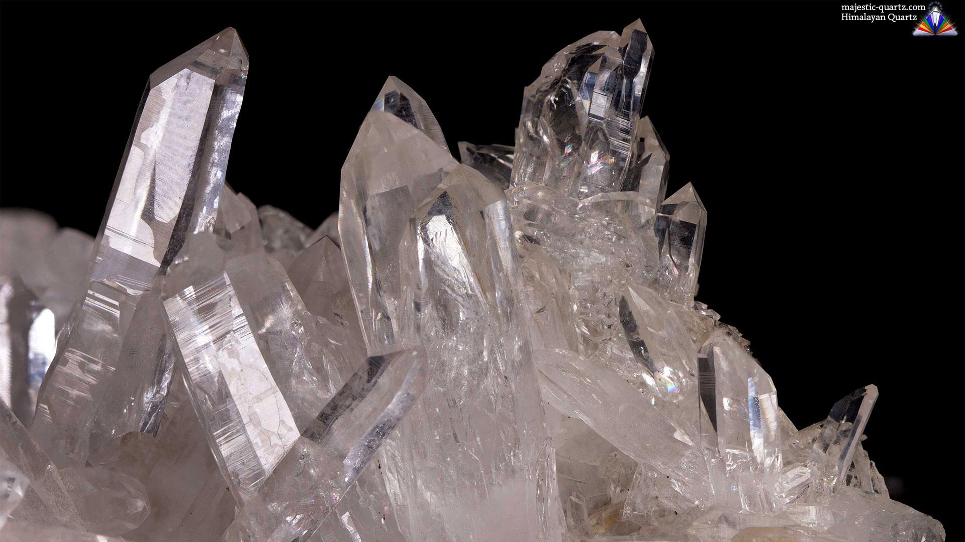 Himalayan Quartz - Crystal Information