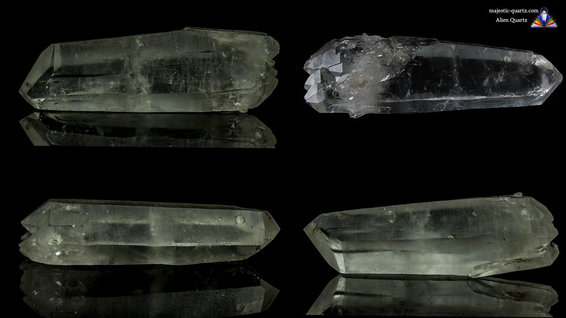 Alien Quartz Crystal Specimen - Photograph by Anthony Bradford