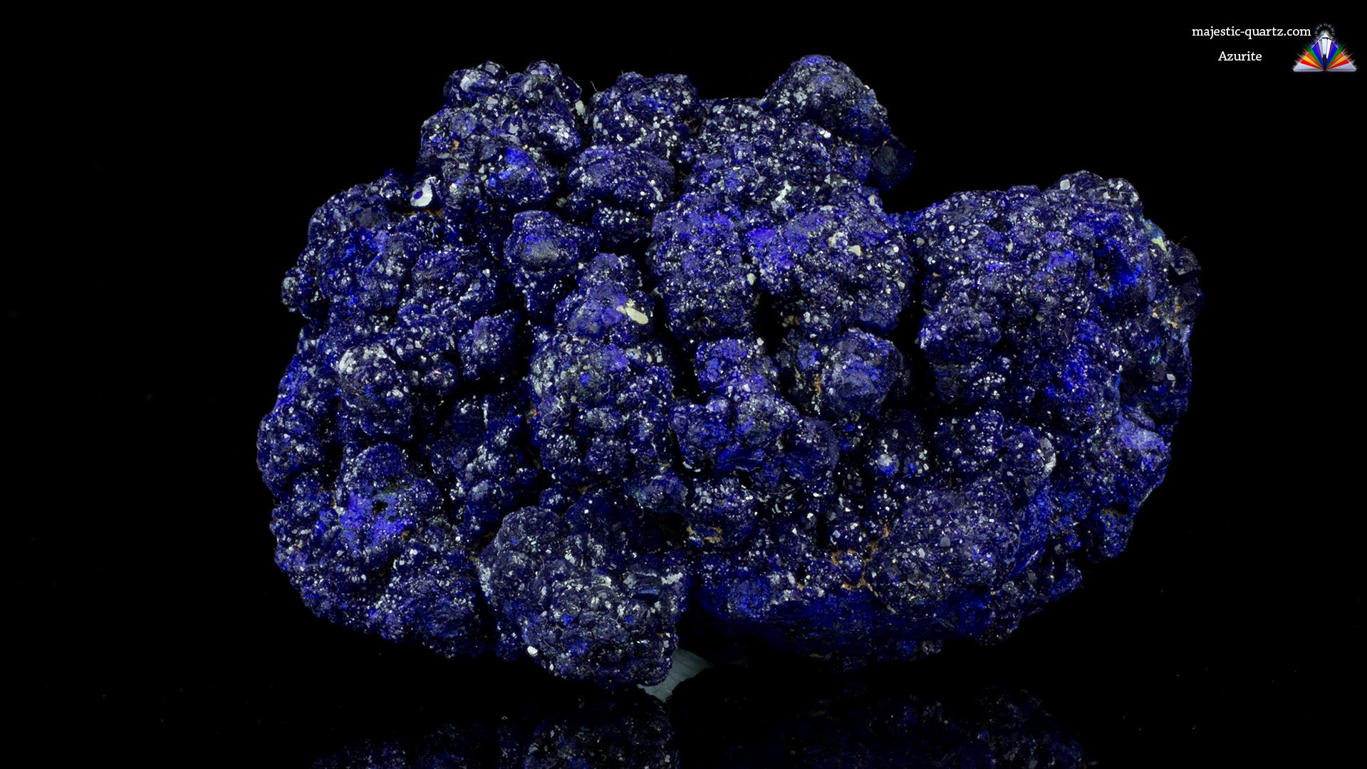 Azurite Crystal Specimen - Mineral Specimen