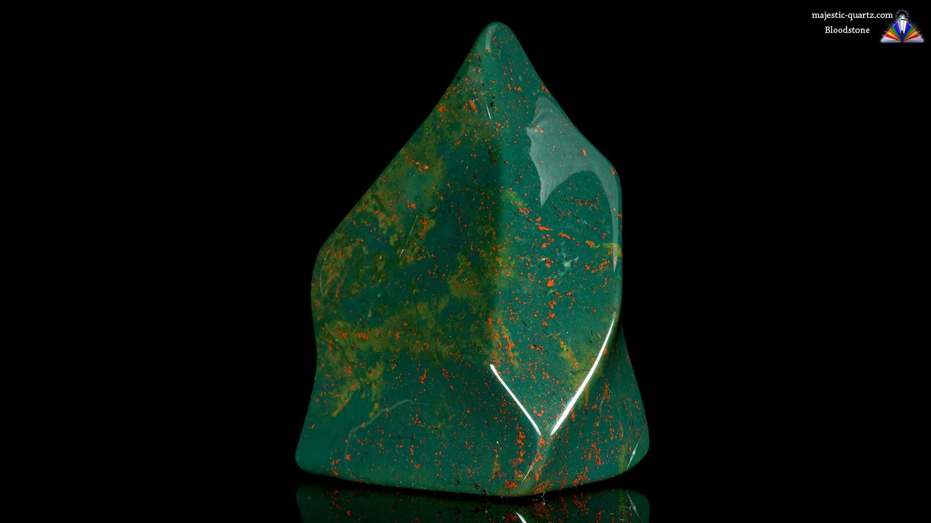 Bloodstone Flame - Photograph by Anthony Bradford