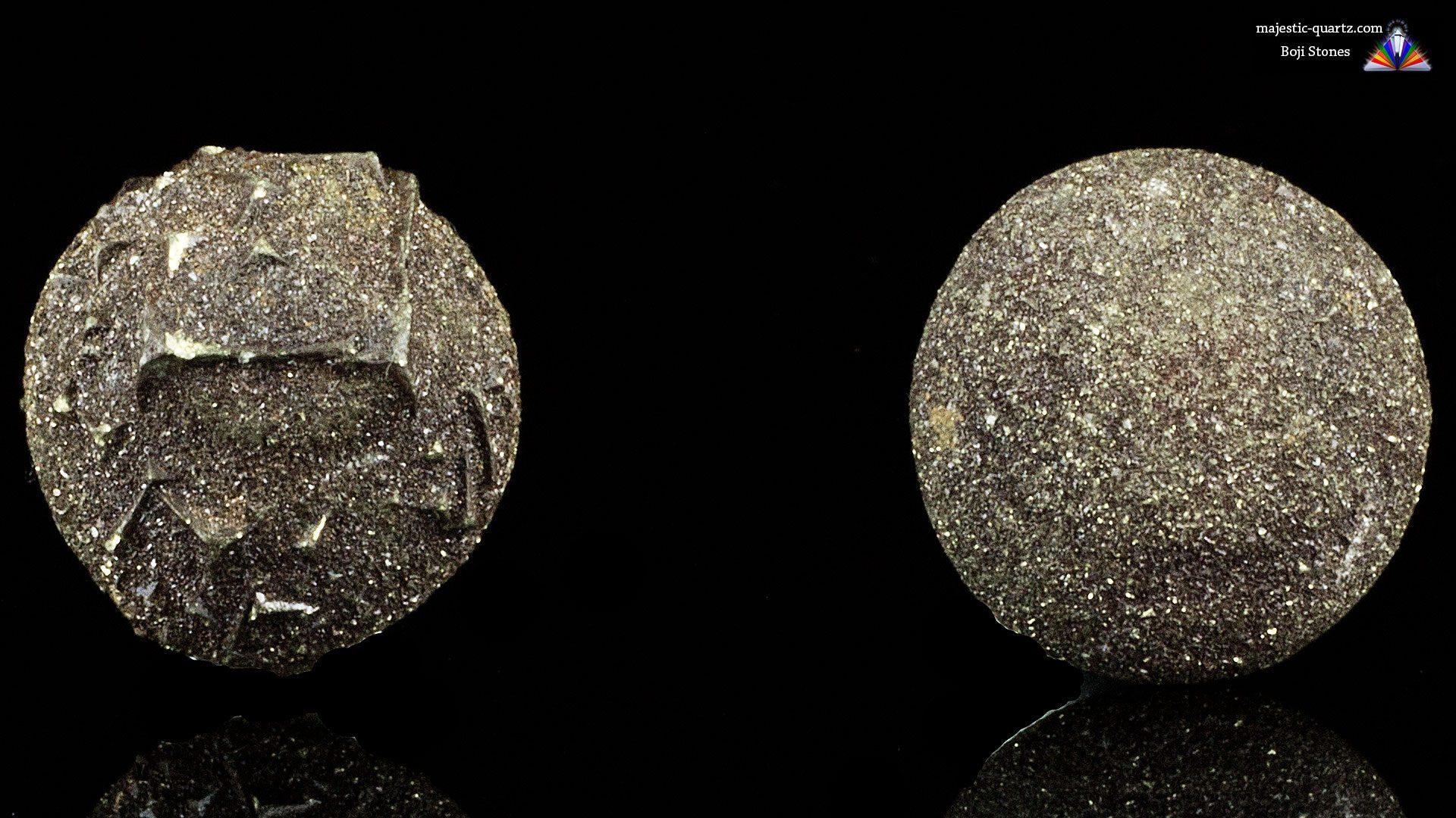 Boji Stone Crystal Specimen - Mineral Specimen
