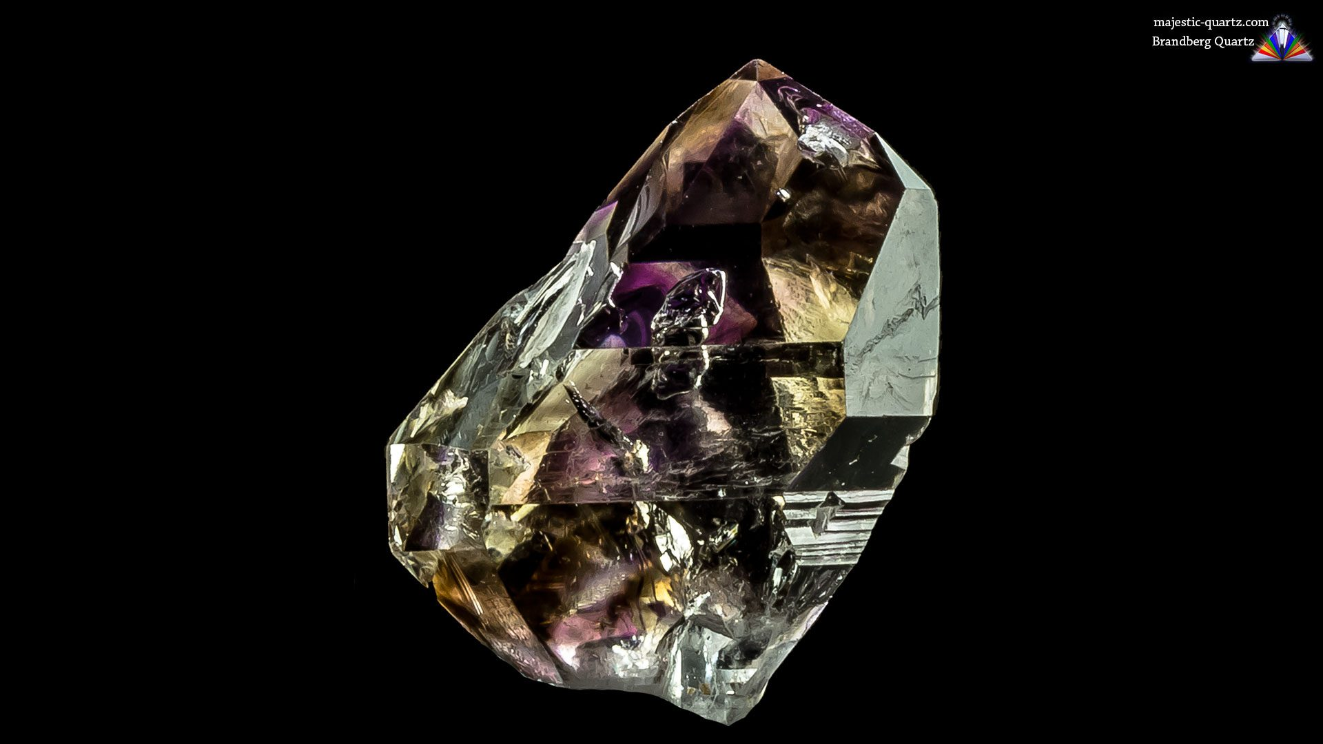 Brandberg Quartz Crystal - Photograph By Anthony Bradford