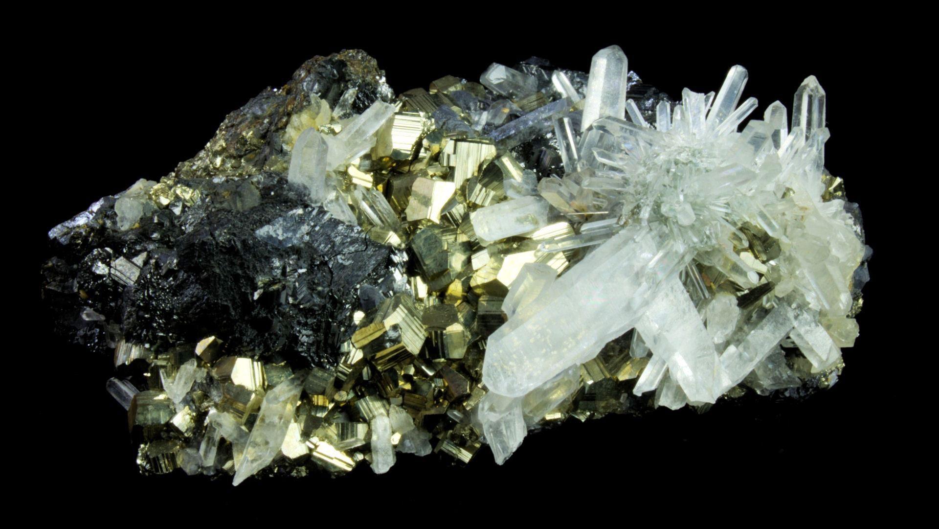 Galena Crystal Specimen - Mineral Specimen