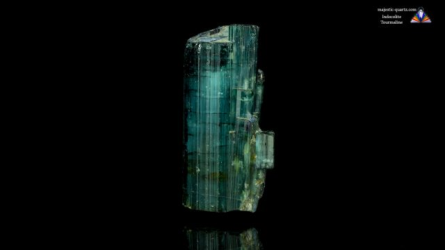 Tourmaline Properties and Meaning - Indicolite