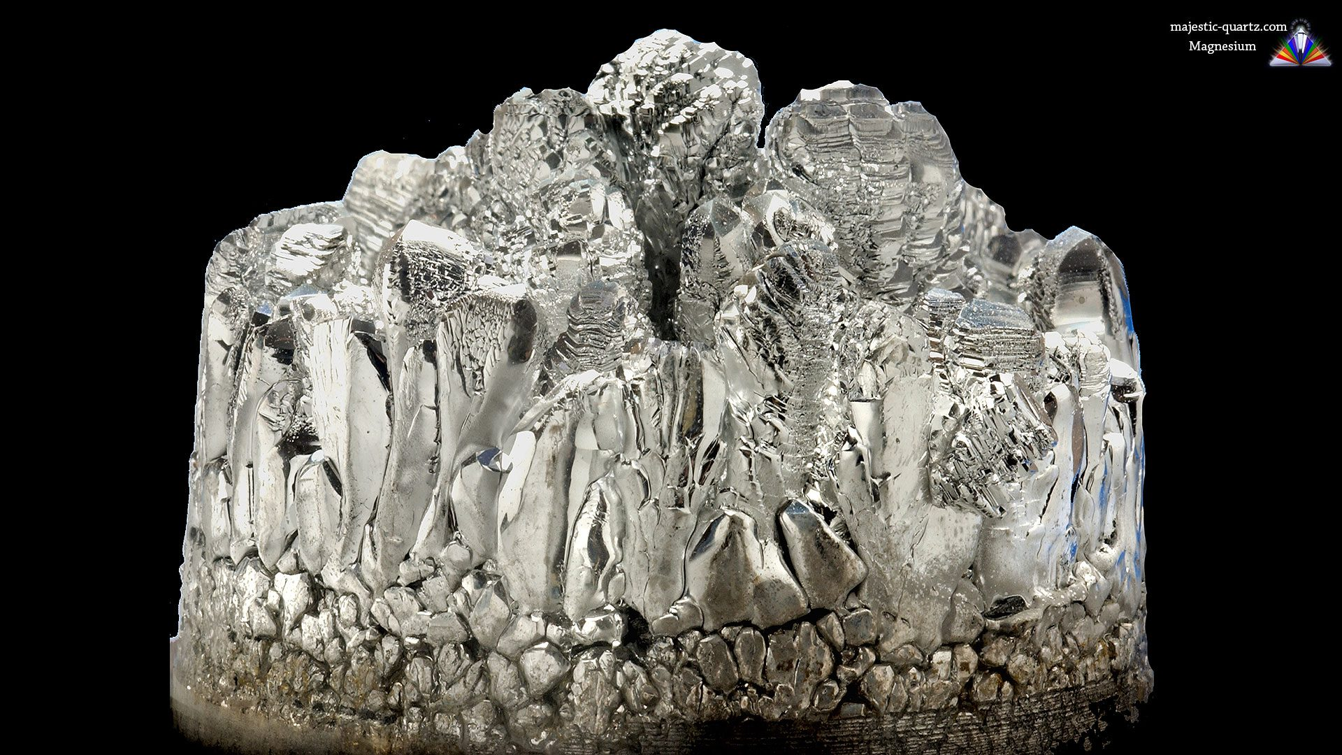 Magnesium Properties and Meaning - Mineral Specimen