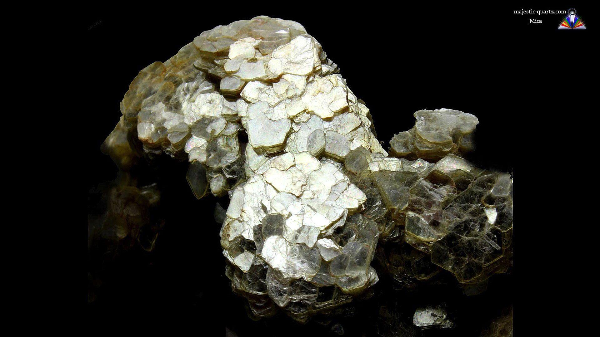 Mica Crystal Specimen - Mineral Specimen