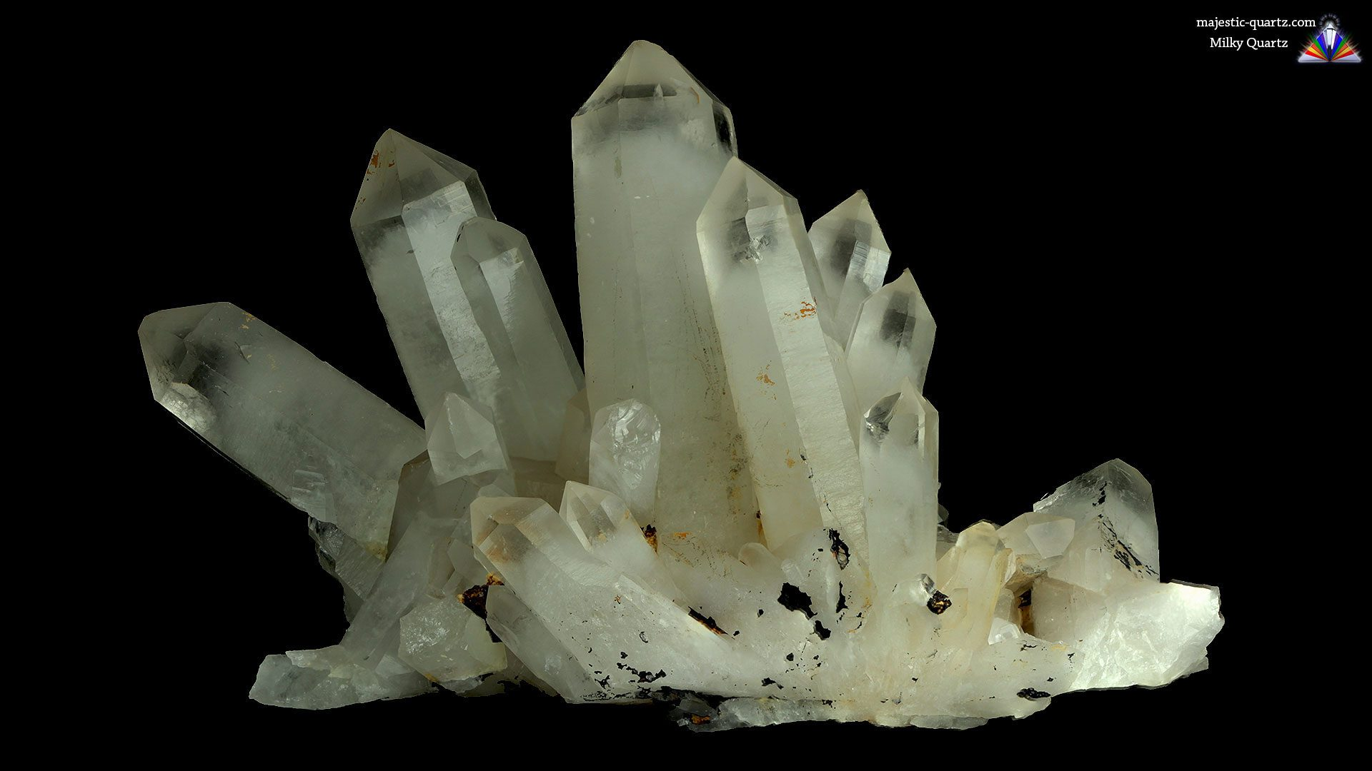 Milky Quartz Properties and Meaning - Photograph by Anthony Bradford