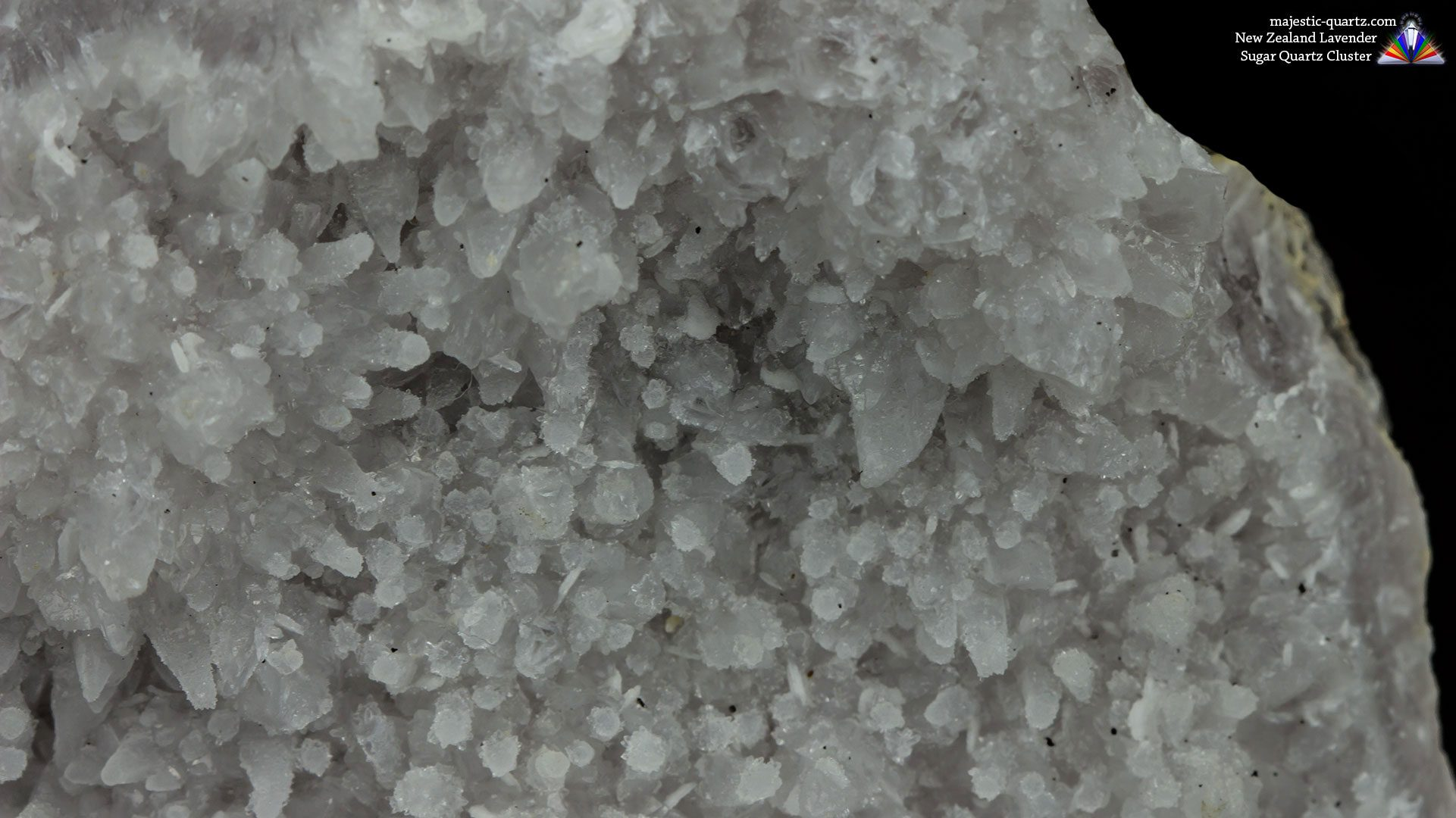 New Zealand Quartz Properties and Meaning - Photograph by Anthony Bradford