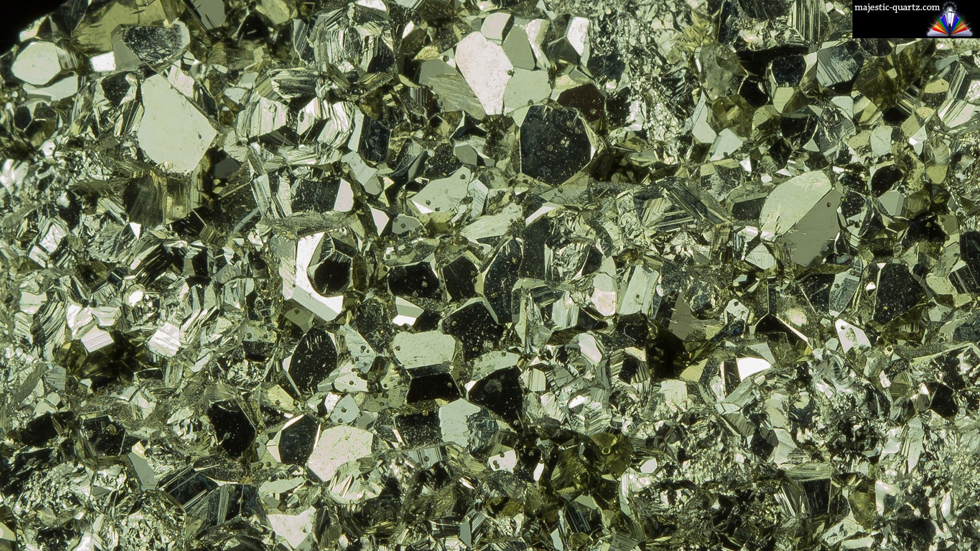 Pyrite Properties and Meaning - Photograph by Anthony Bradford