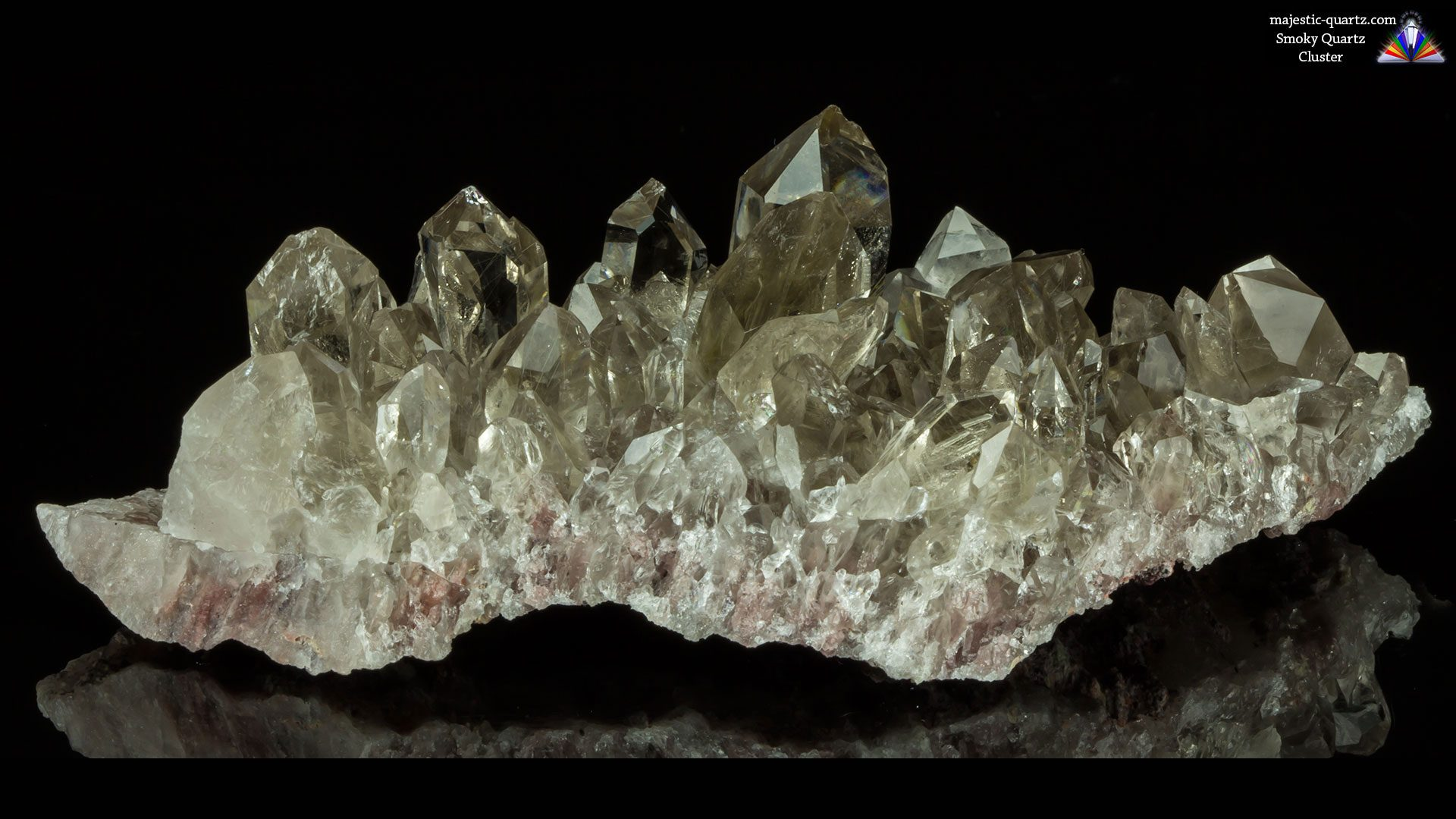 Quartz Cluster Properties and Meaning- Photograph by Anthony Bradford