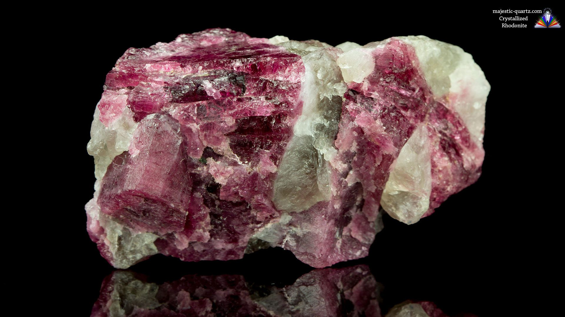 Rhodonite Properties and Meaning - Photograph by Anthony Bradford