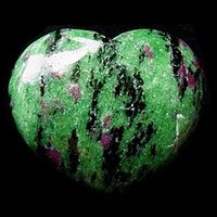 Ruby in Zoisite Properties and Meaning