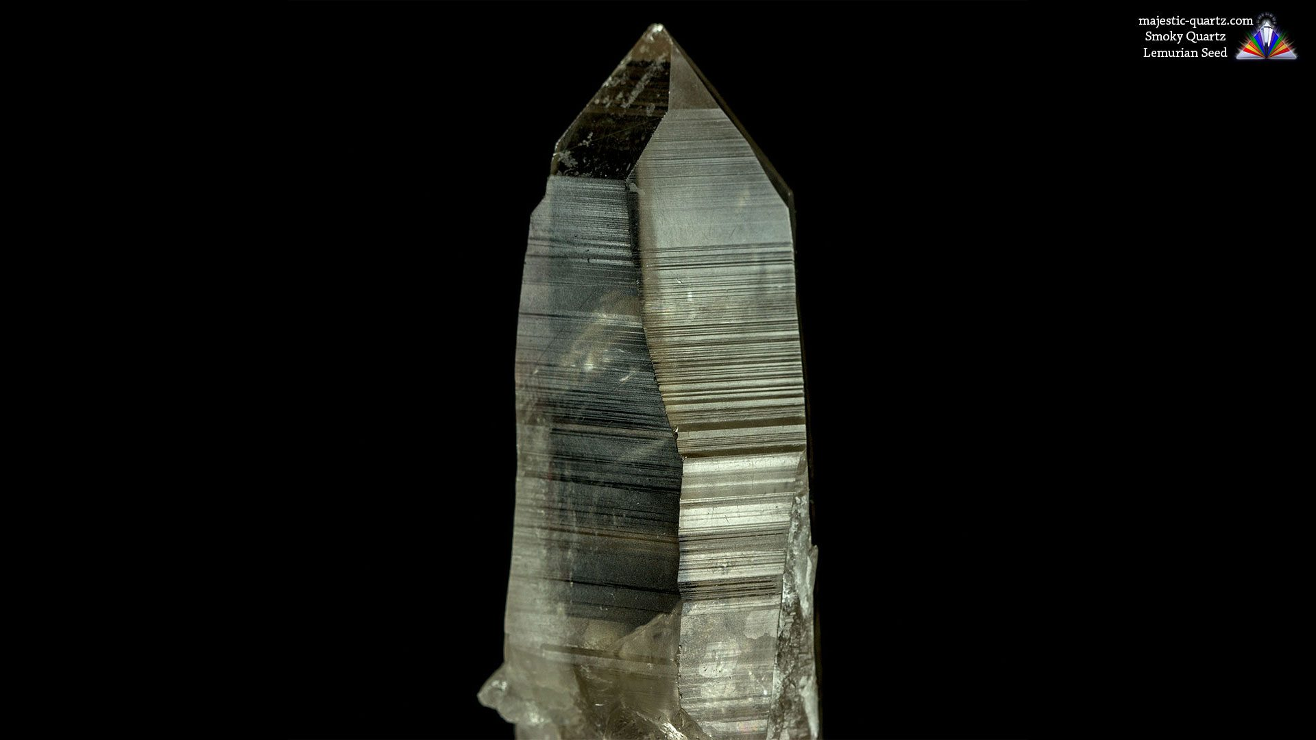 Lemurian Seed Quartz Properties and Meaning - Photograph By Anthony Bradford