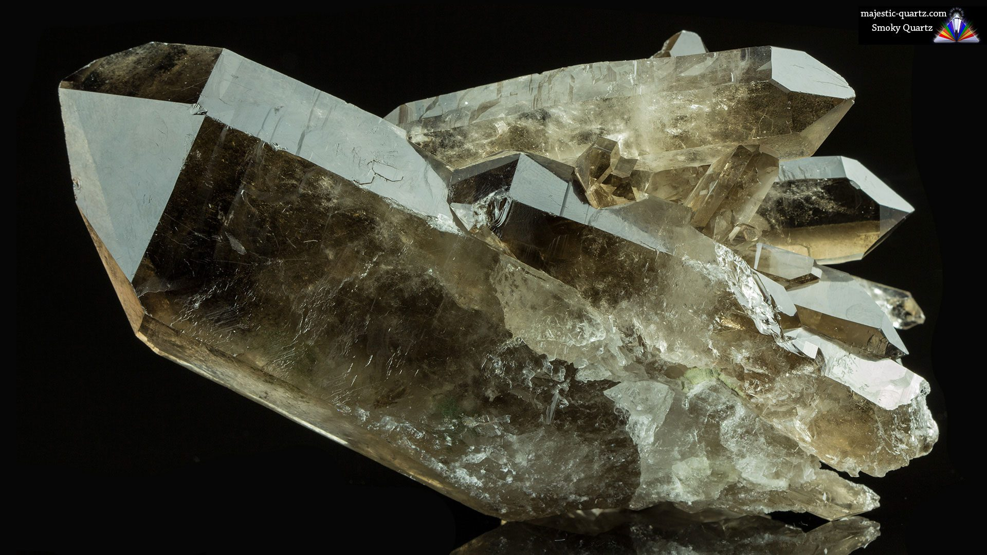 Smoky quartz stone: properties 13