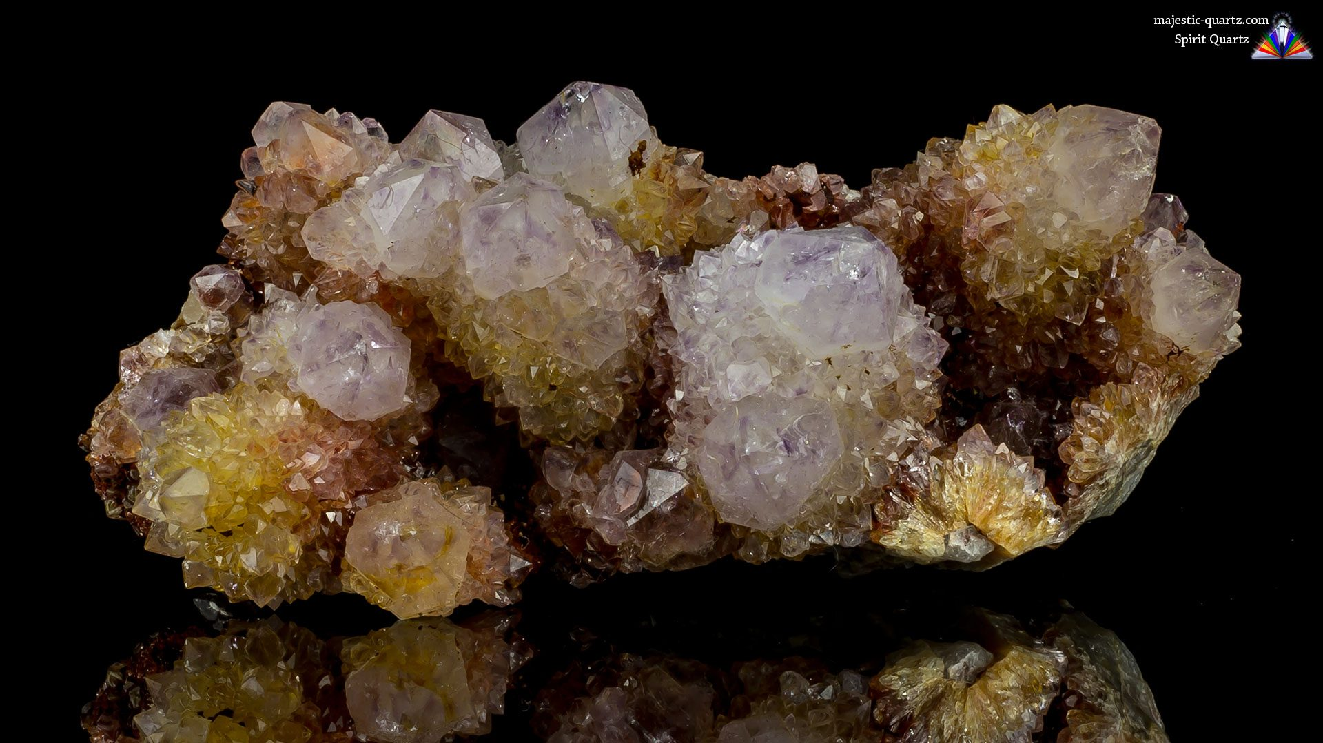 Spirit Quartz Properties and Meaning - Photograph by Anthony Bradford