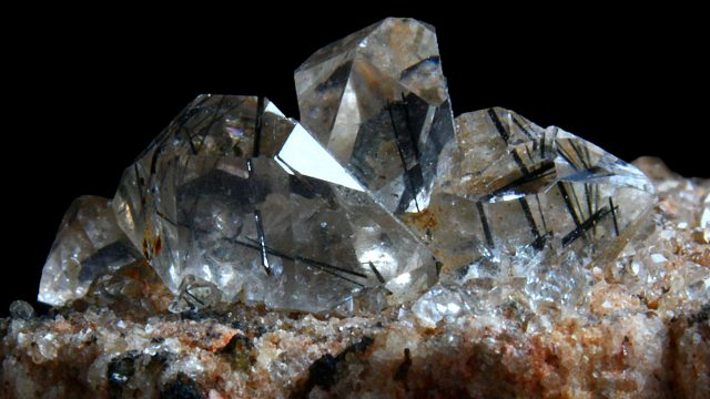 Quartz Properties and Meaning - Original Photograph by Lech-Darski