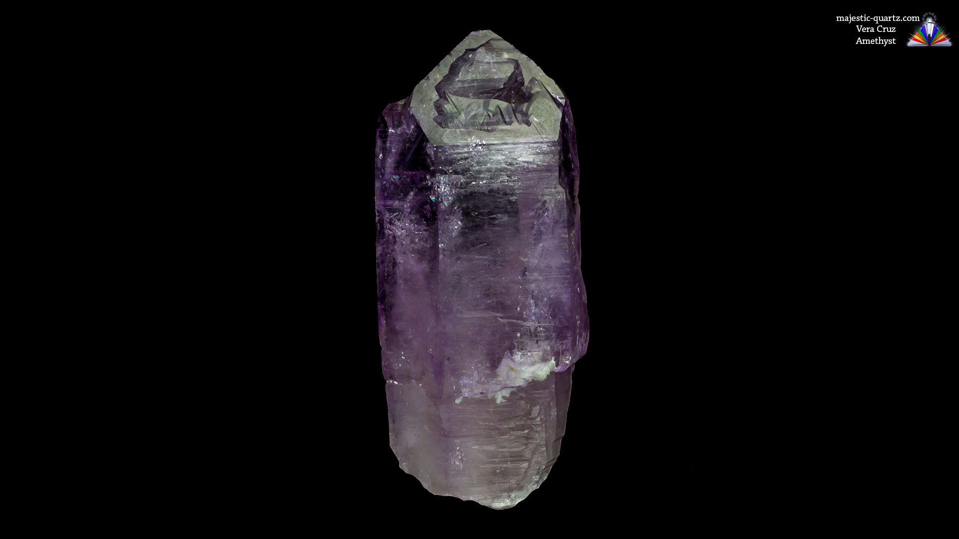 Vera Cruz Amethyst - Photograph By Anthony Bradford
